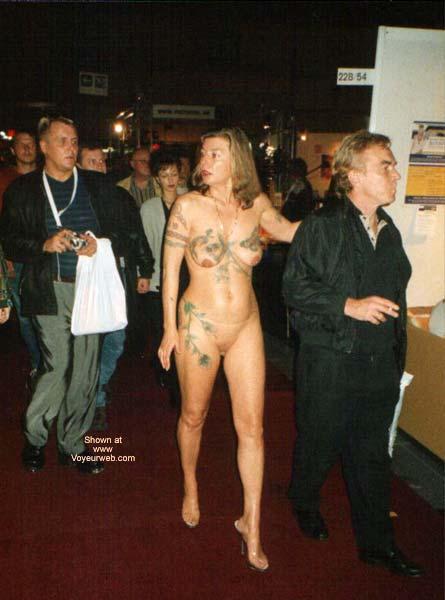 Pic #7 - Venus Erotic Fair 2001