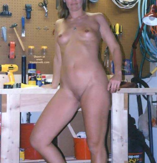 Pic #3 - Tool Time Girl