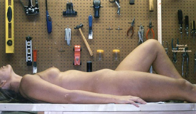 Pic #4 - Tool Time Girl