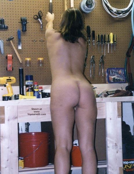 Pic #5 - Tool Time Girl