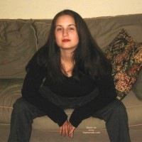 Kristin Ex Mallpunk Now Grown Up