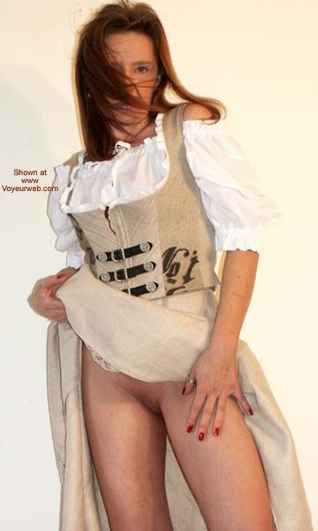 Pic #3 - Susy Rocks......Bavarian Style