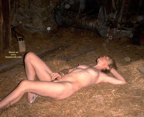Pic #8 - *Sk Julie Hsavoie In A Barn