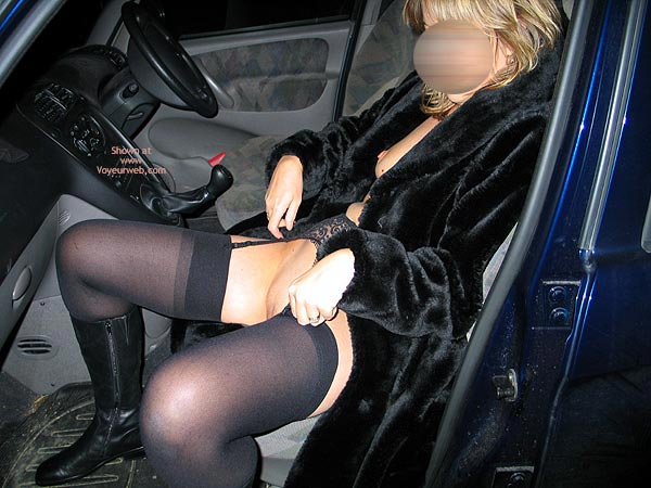 Pic #1 - Cold Night Flashing In Wales