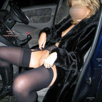 Cold Night Flashing In Wales