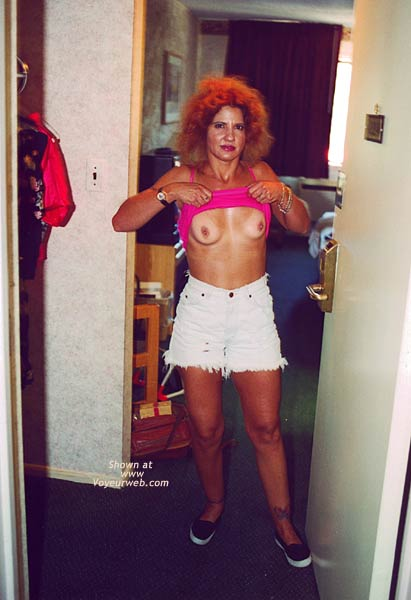 Pic #1 - Joisey Waitress Again