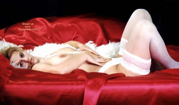 Pic #2 - Angie Red White & Hot