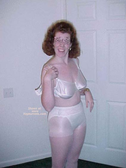 Pic #10 - Redhead Housewife In Yellow Dress 1