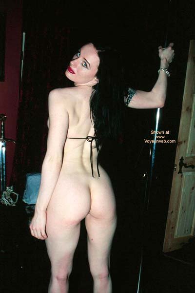 Pic #4 - Hot London Gothic Girl
