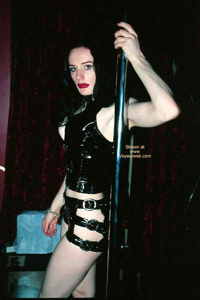 Pic #7 - Hot London Gothic Girl