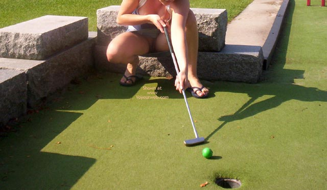 Pic #5 - Nothin Like A Game Of  Mini Put