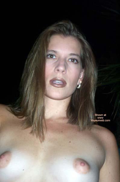 Pic #6 - Pamela Outside On Hotel Deck