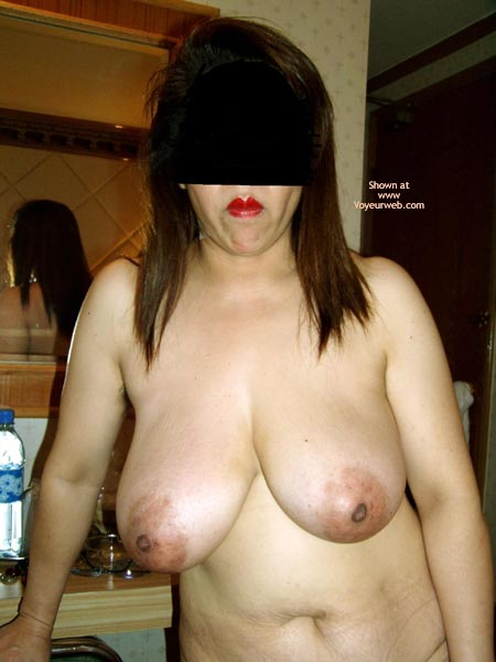 Pic #1 - My Chinese Big Boobs Woman