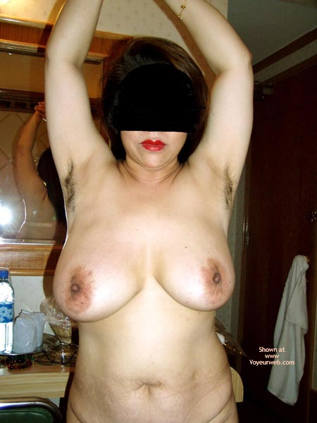 Pic #2 - My Chinese Big Boobs Woman