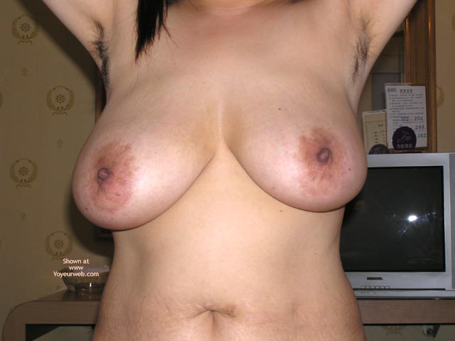 Pic #10 - My Chinese Big Boobs Woman