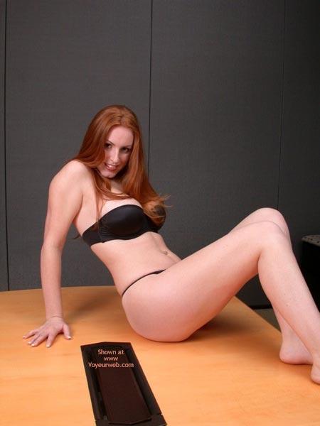 Pic #3 - My Busty Redhead