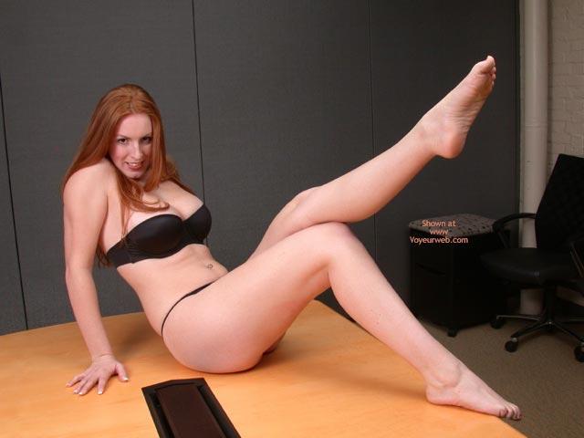 Pic #4 - My Busty Redhead