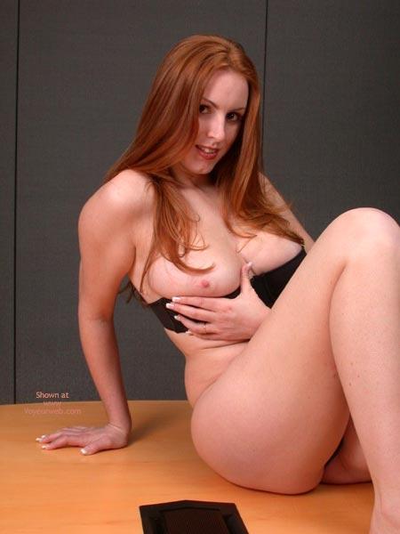 Pic #7 - My Busty Redhead