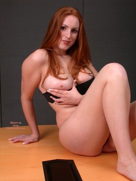 Pic #8 - My Busty Redhead