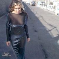 See Thru Dress On The Marina