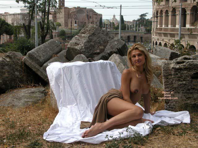 Pic #1 - Anastassia At Colosseum