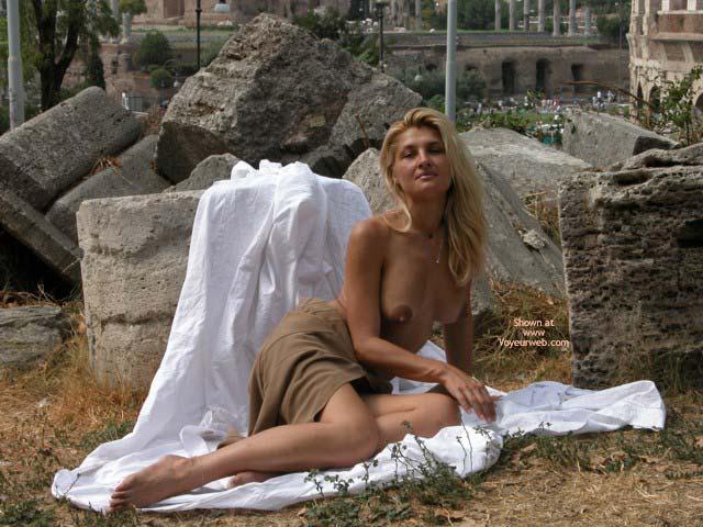 Pic #2 - Anastassia At Colosseum