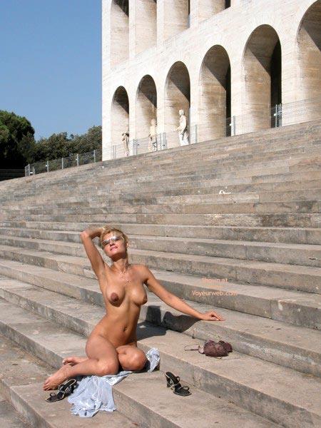Pic #8 - Anastassia At Colosseum