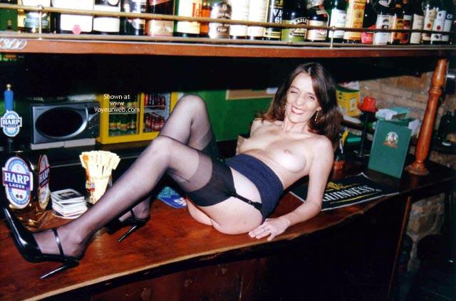 Pic #5 - Angela al Pub