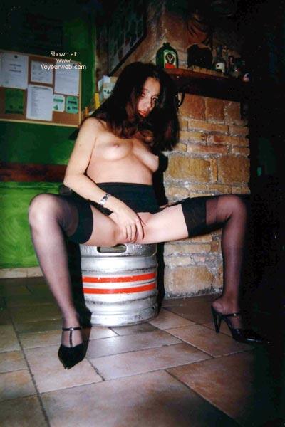 Pic #7 - Angela al Pub