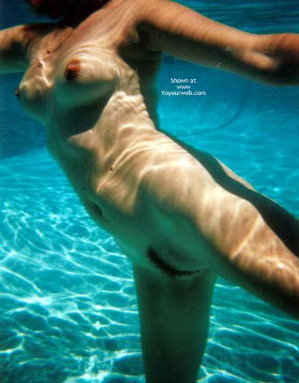Pic #1 - Wife Underwater