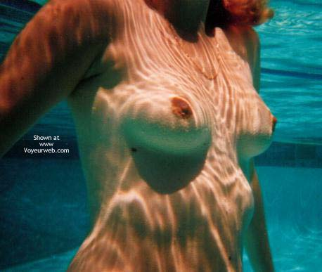 Pic #5 - Wife Underwater