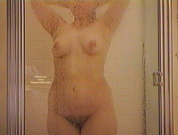 Pic #3 - Before She Got Out Of The Shower