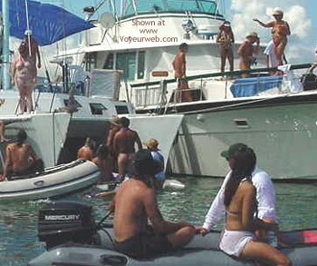 Pic #2 - Columbus Regatta 2002 South of Miami 10/12/02