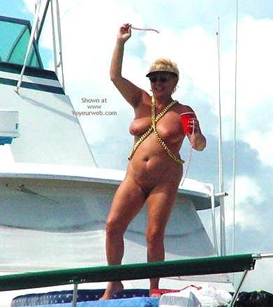 Pic #4 - Columbus Regatta 2002 South of Miami 10/12/02