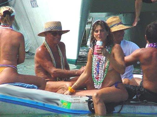 Pic #5 - Columbus Regatta 2002 South of Miami 10/12/02