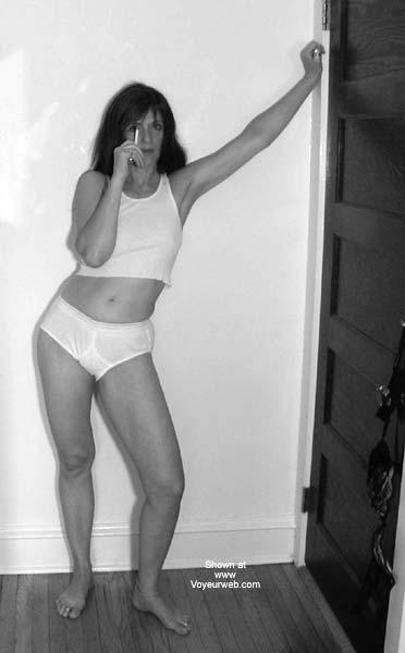 Pic #1 - Laila In Men's Undies