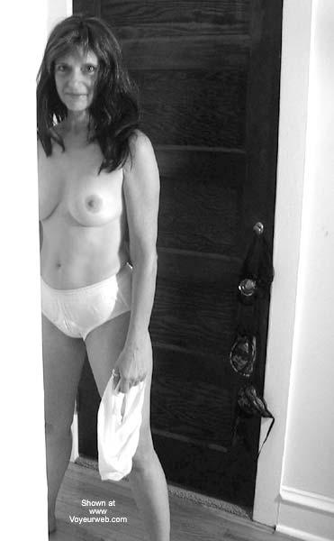 Pic #3 - Laila In Men's Undies