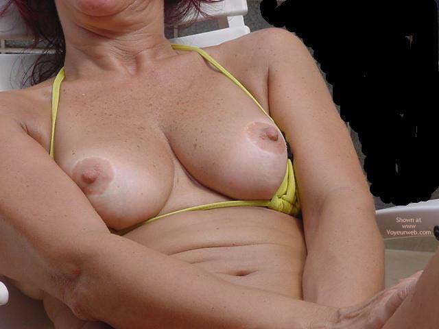 Pic #3 - Without Bikini