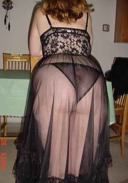 Pic #2 - Wife In Black