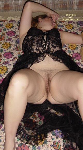 Pic #8 - Wife In Black