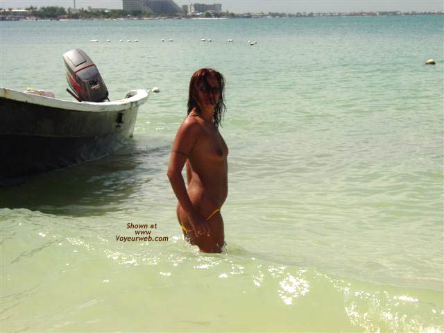 Pic #2 - Nude on the Beach