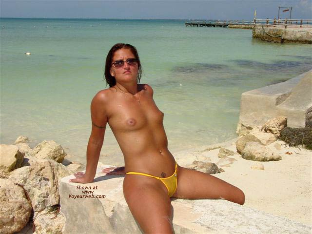 Pic #3 - Nude on the Beach