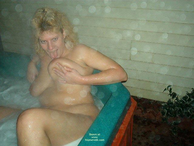 Pic #4 - Hot Tubbin