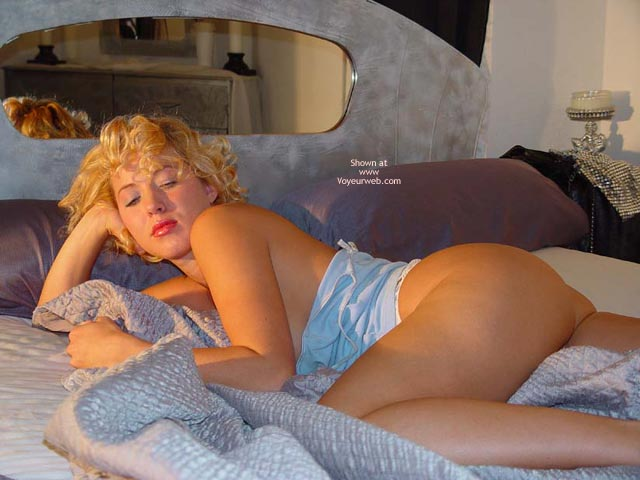 Pic #8 - *BE American Angel in Bed