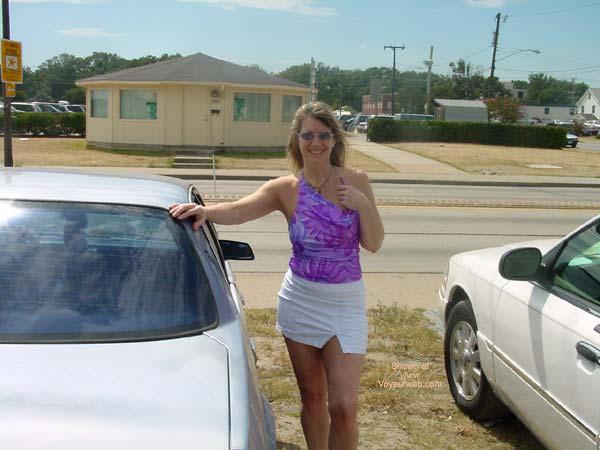 Pic #2 - Purple Patty at The Carwash