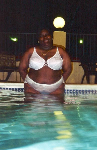 Pic #3 - My Wife Likes To Swim Nude Or With Panties