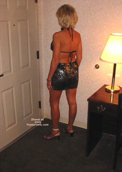 Pic #2 - Classy Wife - Ready For a Night Out