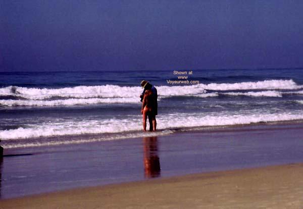 Pic #5 - Lani and Ki Nude at Blacks Beach 1