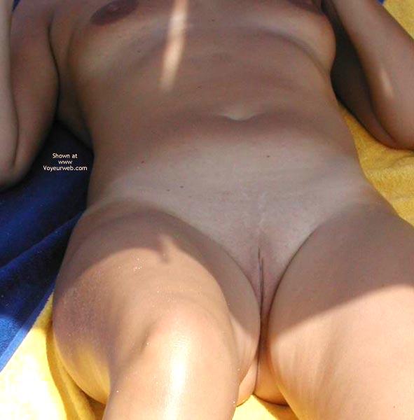 Pic #4 - Anne's Kleine Titten / Anne's Small Saggy Tits 2
