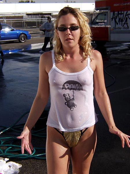 Pic #7 - Bikini Carwash And More